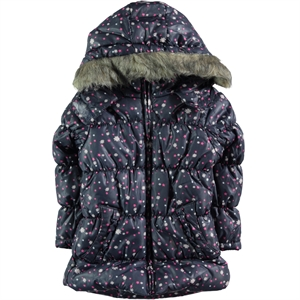 Civil Girls Mont 2-5 Years Boy Girl Navy Blue Micro