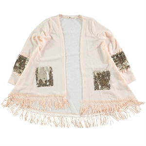 Civil Girls Salmon Cardigan Girl Aged 10-13