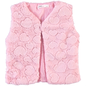 Civil Baby The Powder Pink Vest Girls Age 6-9 Girl Child Civil