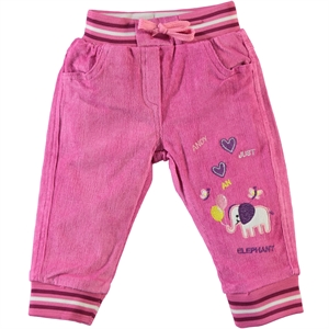 Civil Baby Baby Girl 6-24 Months Pink Pants