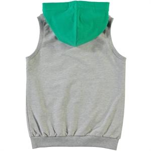 Cvl Boy Vest For 6-9 Age Yesil (2)