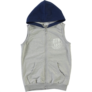 Cvl Navy Blue Boy Vest For Age 6-9