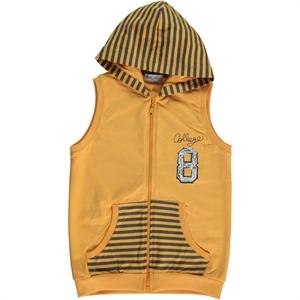 Cvl Mustard Boy Vest For Age 6-9 (1)