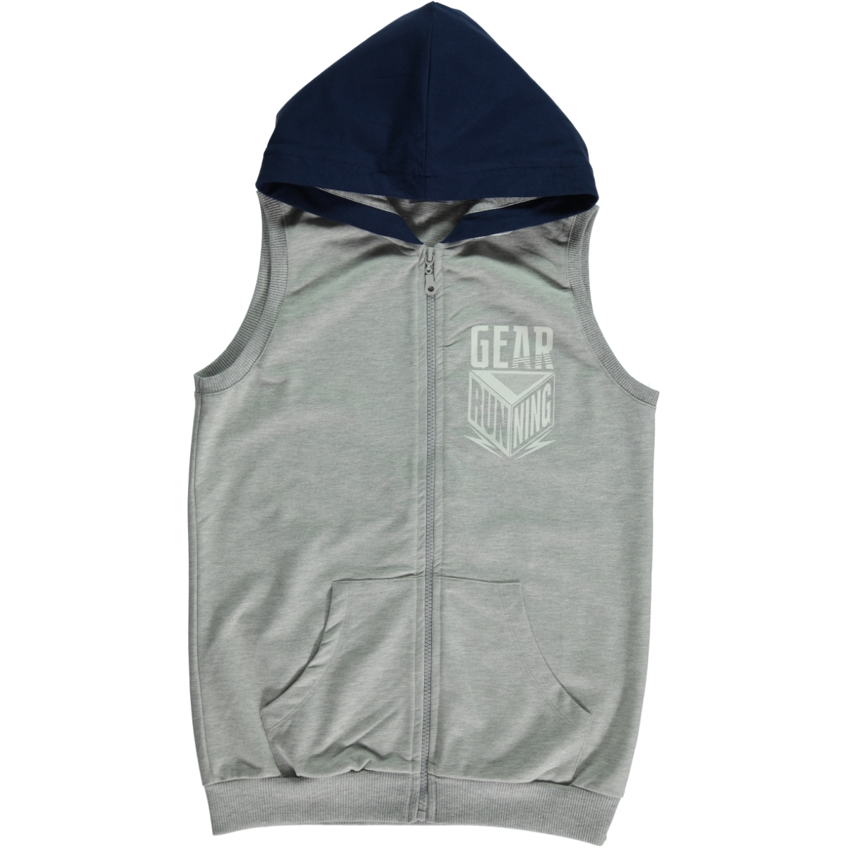 Cvl Vest Navy Blue Boy Age 10-13