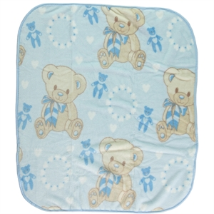 İlk Cemre lk Cemre Plush Blanket Blue cm will be installed
