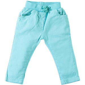 Civil Baby 6-24 Months Baby Girl Mint Green Pants