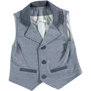 Civil Boys Age 6-9 Boy Blue Vest