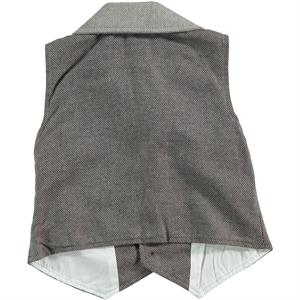Civil Boys Brown Vest For Boy Age 6-9 (2)