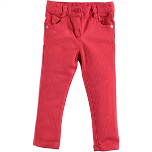 Civil Girls Red Pants Girl Age 10-13