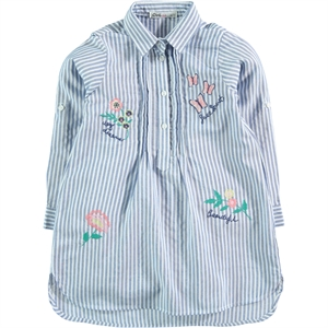 Civil Girls Blue Shirt Boy Girl Age 6-9