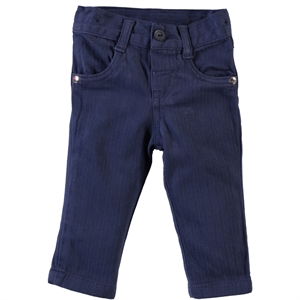 Civil Baby 6-24 Months Baby Boy Navy Blue Pants