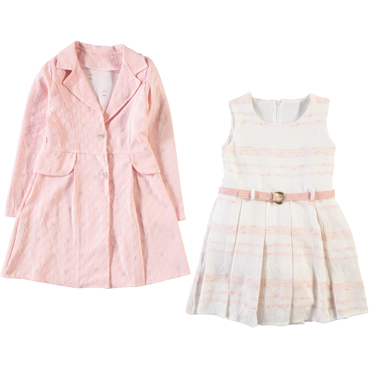 Civil Girls Powder Pink Dress Girl Child Ages 4-8