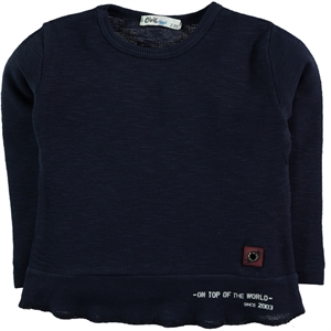 Civil Boys 2-5 Years Navy Blue Boy's Sweatshirt