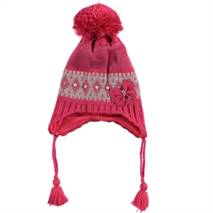 Civil Fuchsia Girl Boy Hat Ages 4-8