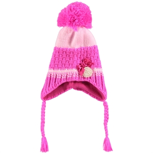 Civil Age 1-4 Girl Boy Hat Fuchsia