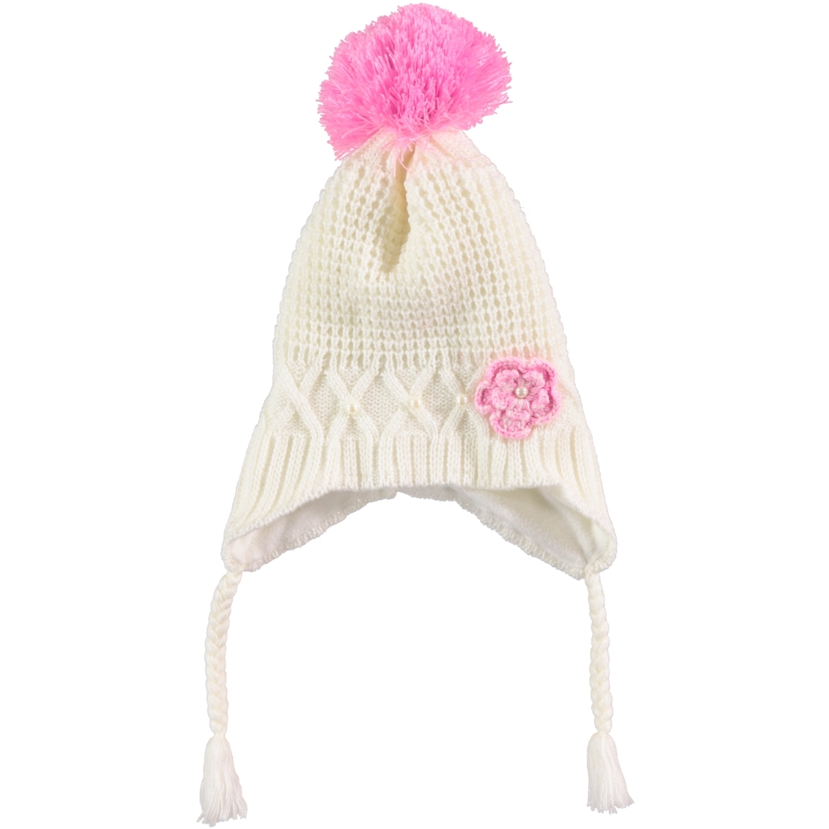 Kitti Ecru Hat Boy Girl Ages 4-8