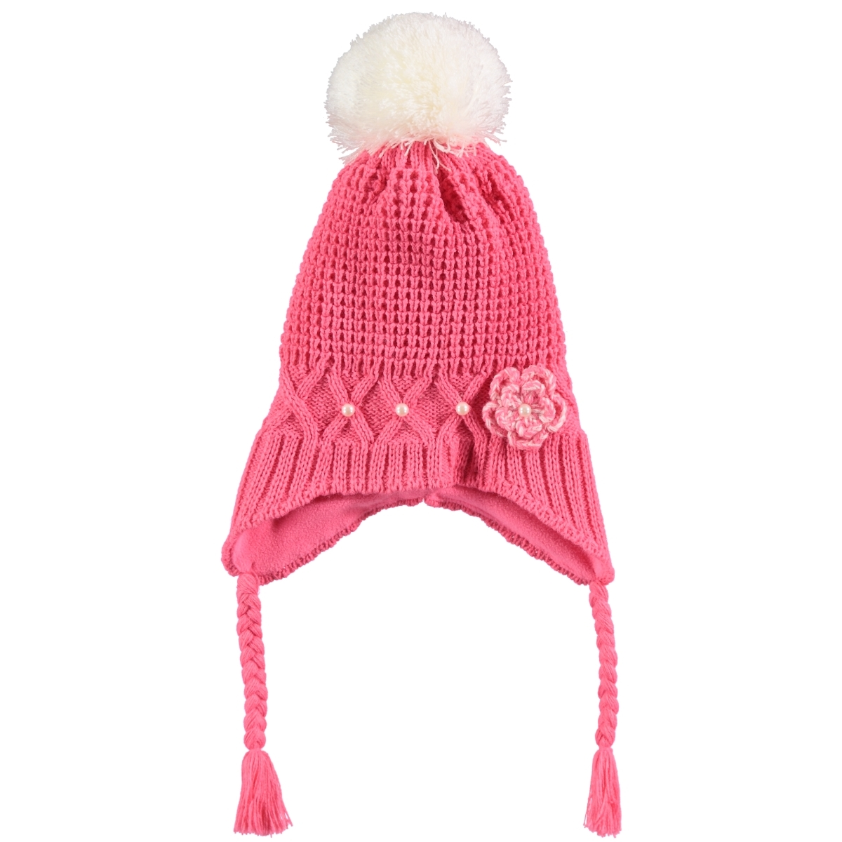 Kitti Tongue In Cheek Girl Boy Hat Ages 4-8
