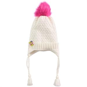 Kitti Age 1-4 Girl Boy Ecru Hat (1)