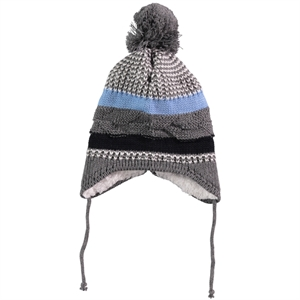 Kitti Ages 4-8 Blue Beanie Boy (1)