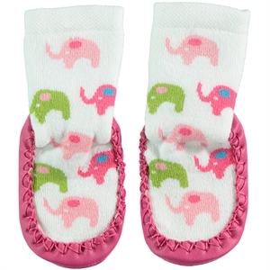 Civil 16-21 Socks Fuchsia Sandals Girl Number