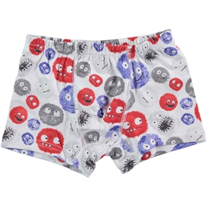 Donella Boxer Boy Red Age 2-10