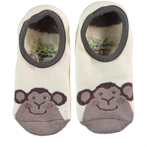 Bella Calze Brown Boy Socks Ages 1-11
