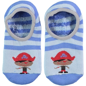 Bella Calze Age 1-11 Blue Boy Socks