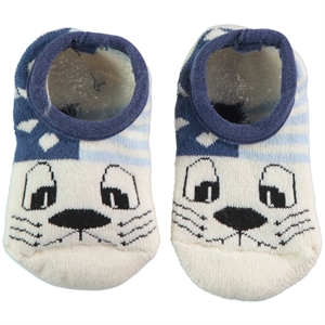 Bella Calze Age 1-11 Blue Girl Socks