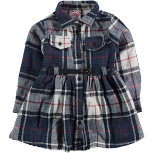 Civil Girls Navy Blue Girl Boy Clothes Age 6-9 (1)