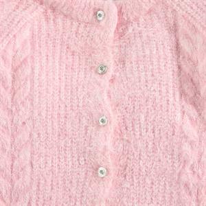 Civil Girls Girl Pink Cardigan Age 6-9 (2)