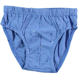 Donella The Ages Of 2-10 Saks Ecru Panties Boy Blue