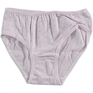 Donella The Ages Of 2-10 Lila Girl Child Panties