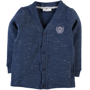 Cvl 2-5 Years Boy Cardigan Indigo