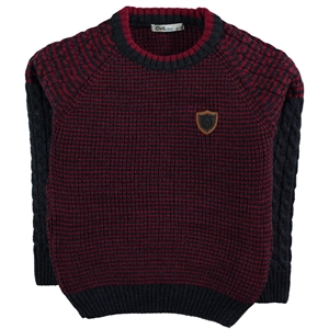 Civil Boys Age 6-9 Boy's Navy Blue Sweater (1)