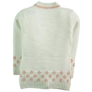 Civil Girls Ecru Sweater Girl Age 6-9 (3)