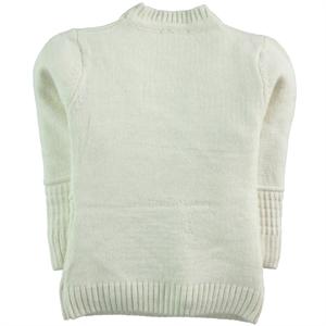 Civil Girls Ecru Sweater Girl Age 6-9 (2)