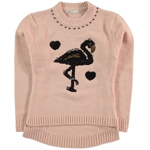 Civil Girls The Powder Pink Sweater Girl Age 10-13