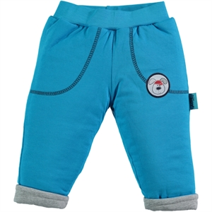 Piti Patiksiz Single Child 9-18 Months Baby Boy Turquoise