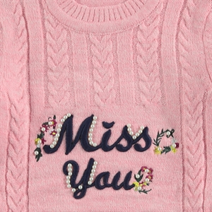 Civil Girls Pink Sweater Girl Aged 10-13 (2)