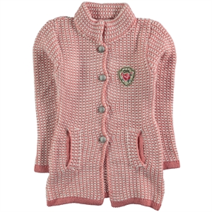 Civil Girls Pink Cardigan For Girl Age 10-13