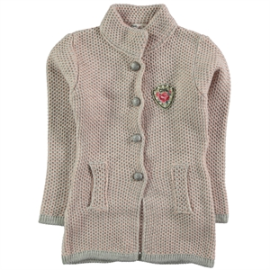Civil Girls Gray Cardigan Girl Age 10-13 (1)