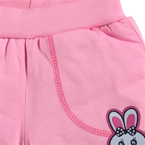Pıt Pıt Patiksiz Single Child 9-18 Months Baby Girl Pink (2)