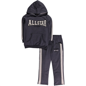 Cvl All Star Smoked A Track Suit Age 6-9
