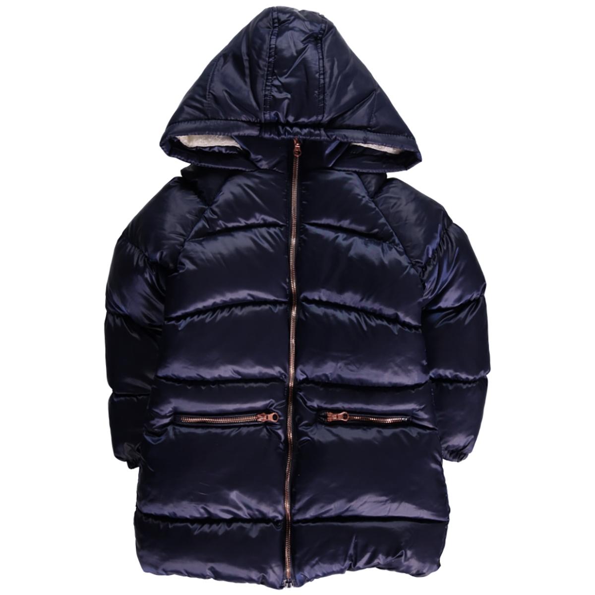Civil Girls Girl Coat 6-9 Years Old, Dark Blue