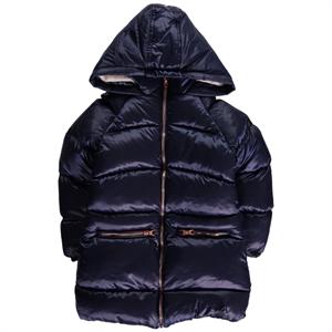 Civil Girls Girl Coat 6-9 Years Old, Dark Blue (1)
