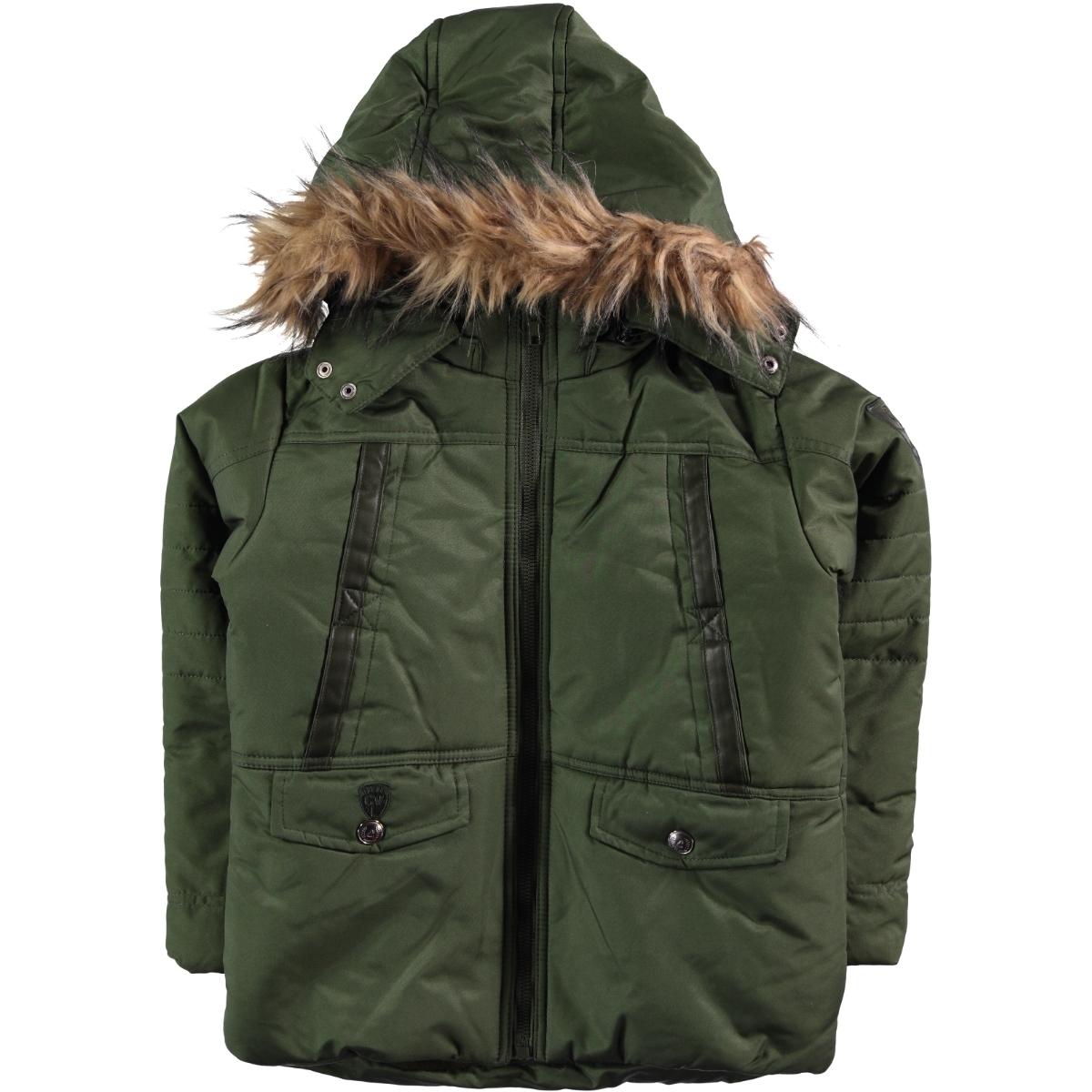 Civil Sport Khaki Boy Coat Age 6-9