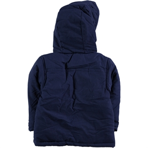 Civil Baby Chirping Baby 9-18 Months Baby Boy Navy Blue Jacket (2)