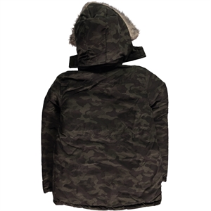 Civil Boys Khaki Boy Coat Age 6-9 (3)