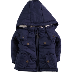 Civil Baby 6-18 Months Baby Boy Navy Blue Jacket