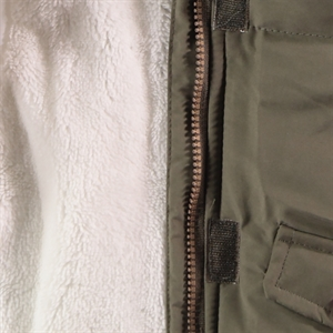 Civil Baby The Civic Coat Khaki Baby Baby Girl 6-18 Months (3)